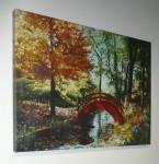Garden Wrap Bridge Giclee