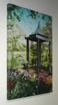 Garden Wrap Torii Giclee